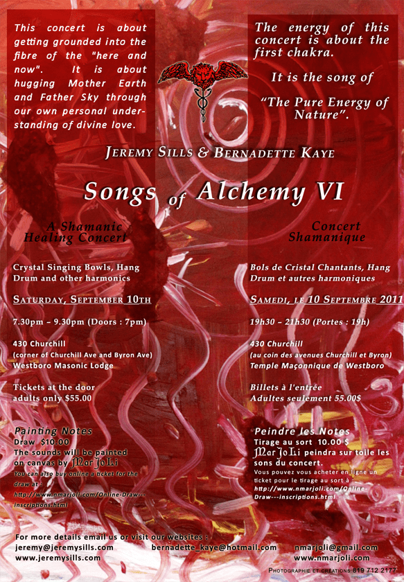 Songs of Alchemy VI - The Pure Energy of Nature