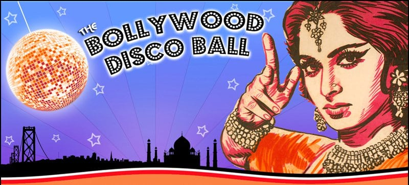 EVENT – Live Art Flow Bollywood Disco Ball