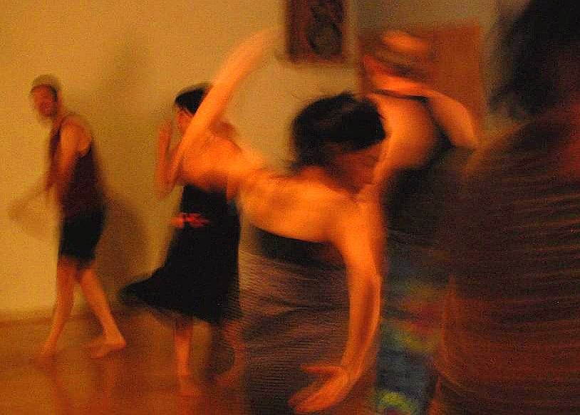 ECSTATIC DANCE – Changing Cycles – 12/09/2014