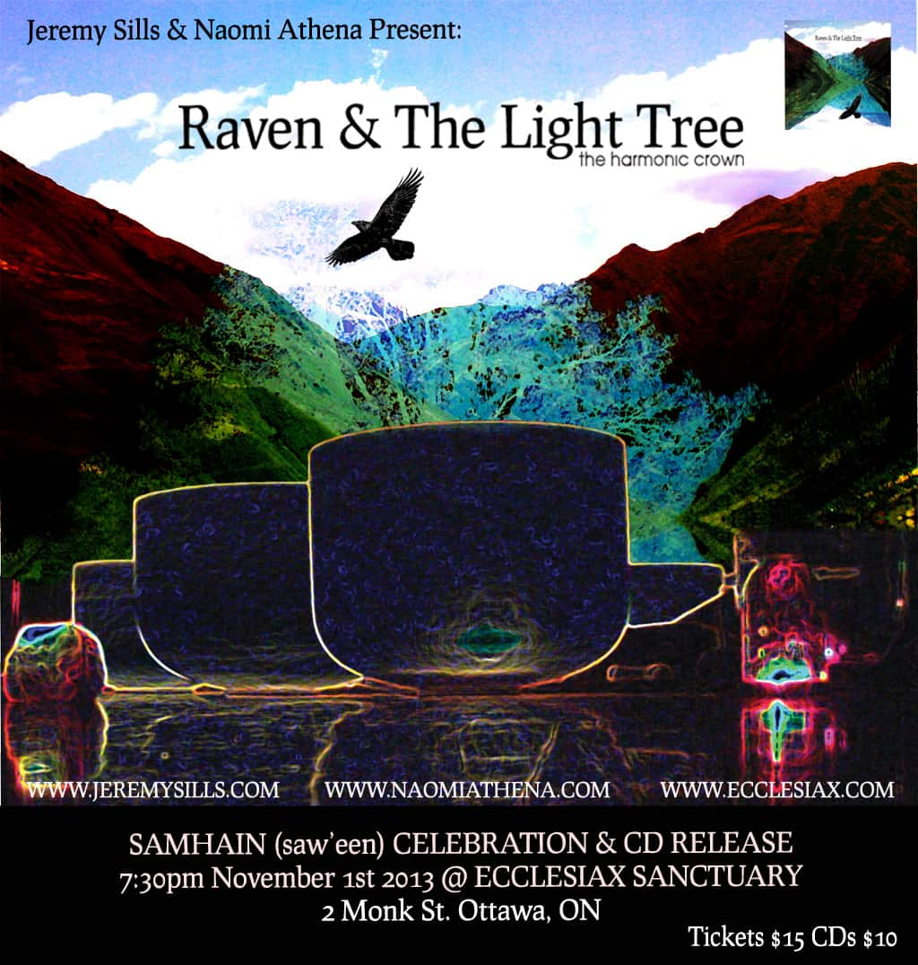 CONCERT – SAMHAIN Celebration & CD release 01/11/2013