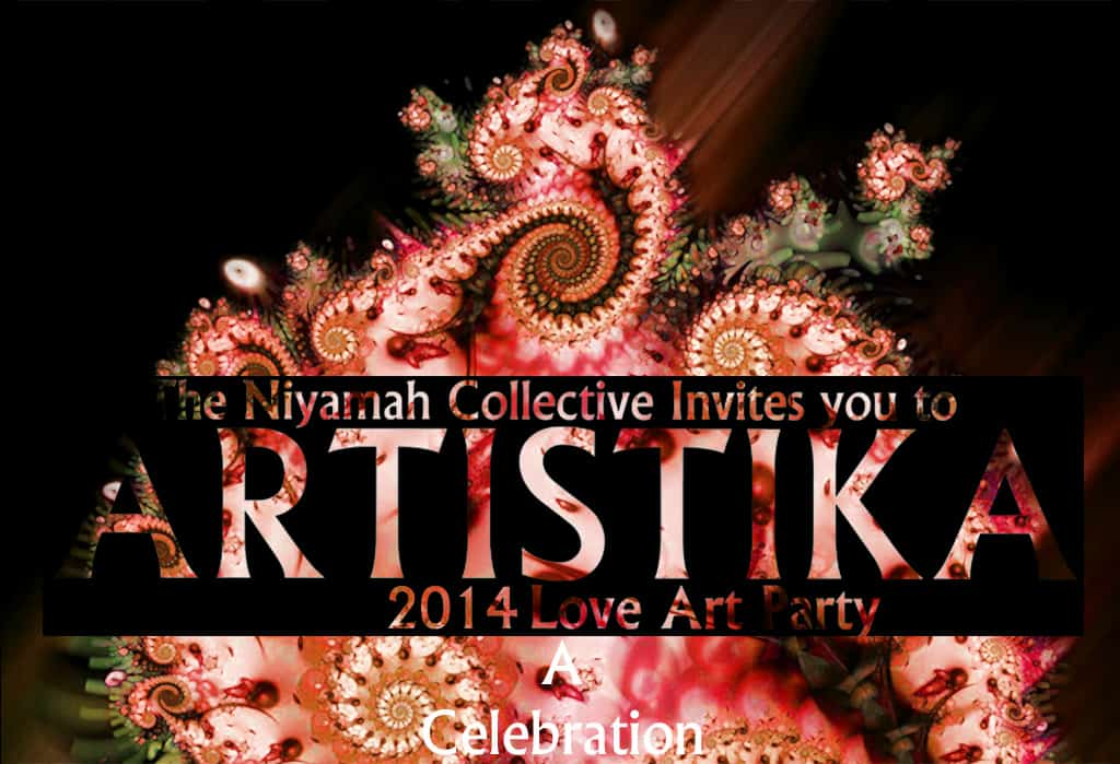 EVENT – ARTISTIKA Love Art Party – St. Valentine's 14/02/2014