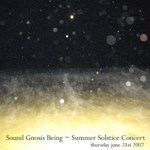 SOUND GNOSIS BEING by Jeremy Sills