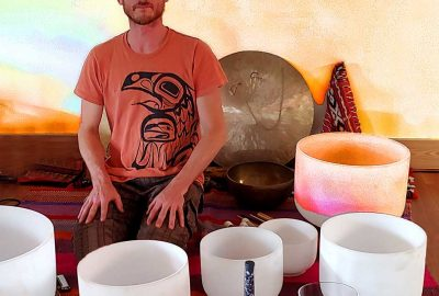 jeremy sills crystal singing bowls